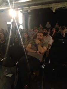 Cybersalon Audience