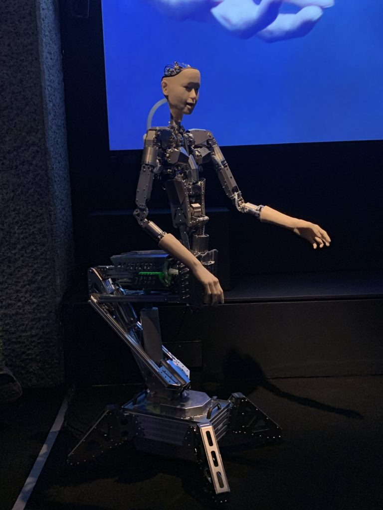 Alter 3 Robot: AI More than HUman