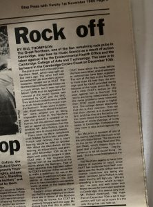 Article by me from Stop Press, 1980