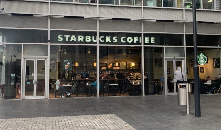 Starbucks Media Centre